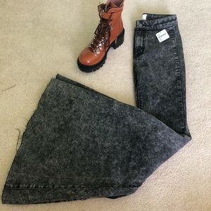 Free People Jeans - Free people flared pants